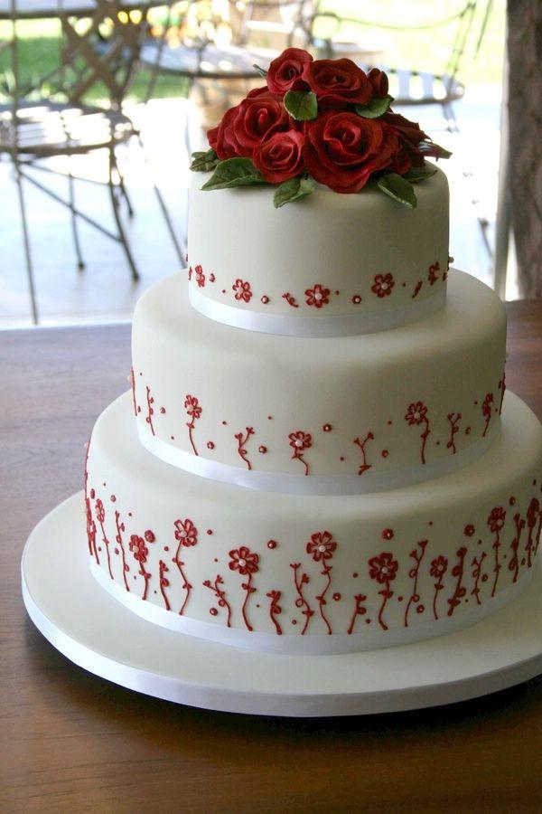 6 Inch Wedding Cakes  3 tier wedding cake 12 inch bottom tier white chocolate