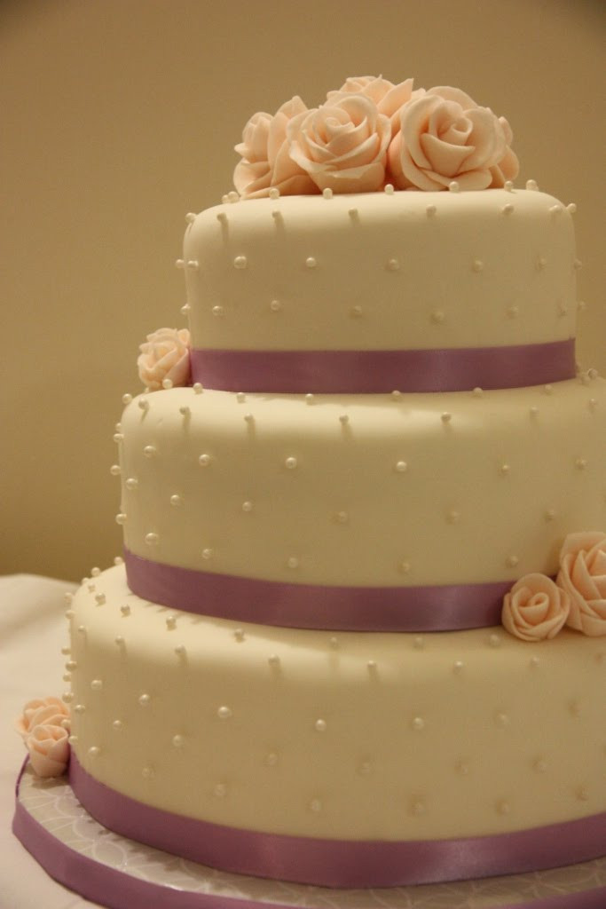 6 Inch Wedding Cakes  Cake Attempts Pearl Wedding Cake