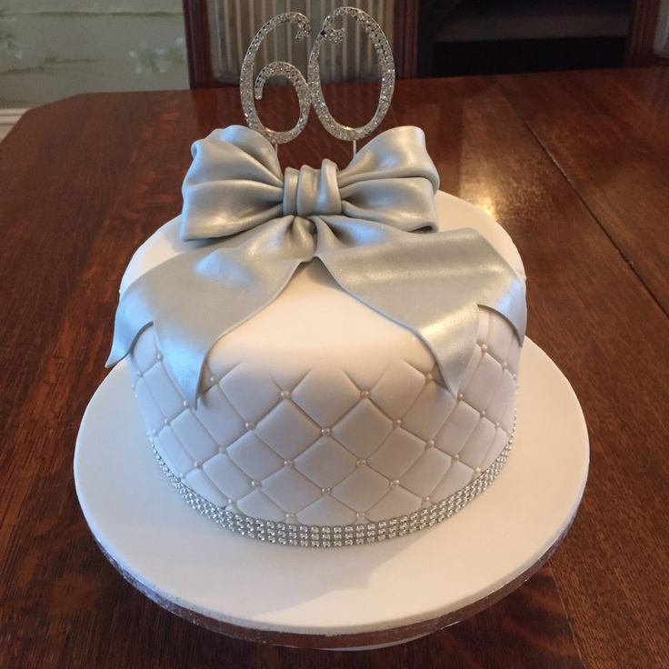 60Th Wedding Anniversary Cakes Ideas  1000 ideas about 60th Anniversary Cakes on Pinterest