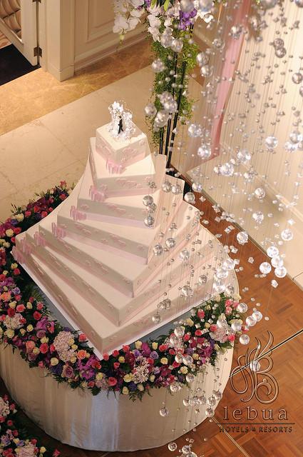 7 Tier Wedding Cakes  Cakes Decorating Advice Layered White Wedding Cake