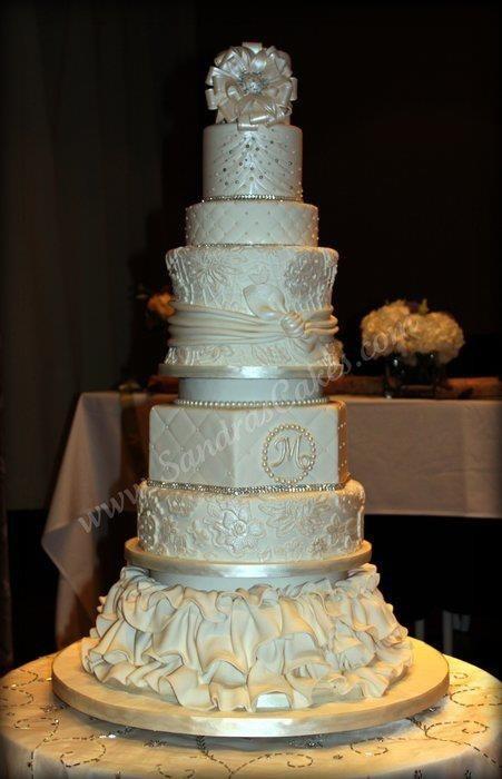 7 Tier Wedding Cakes  7 Unbelievable Wedding Cakes