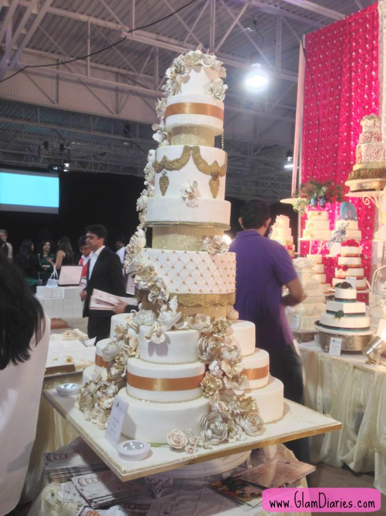 7 Tier Wedding Cakes  Seven tier wedding cake idea in 2017