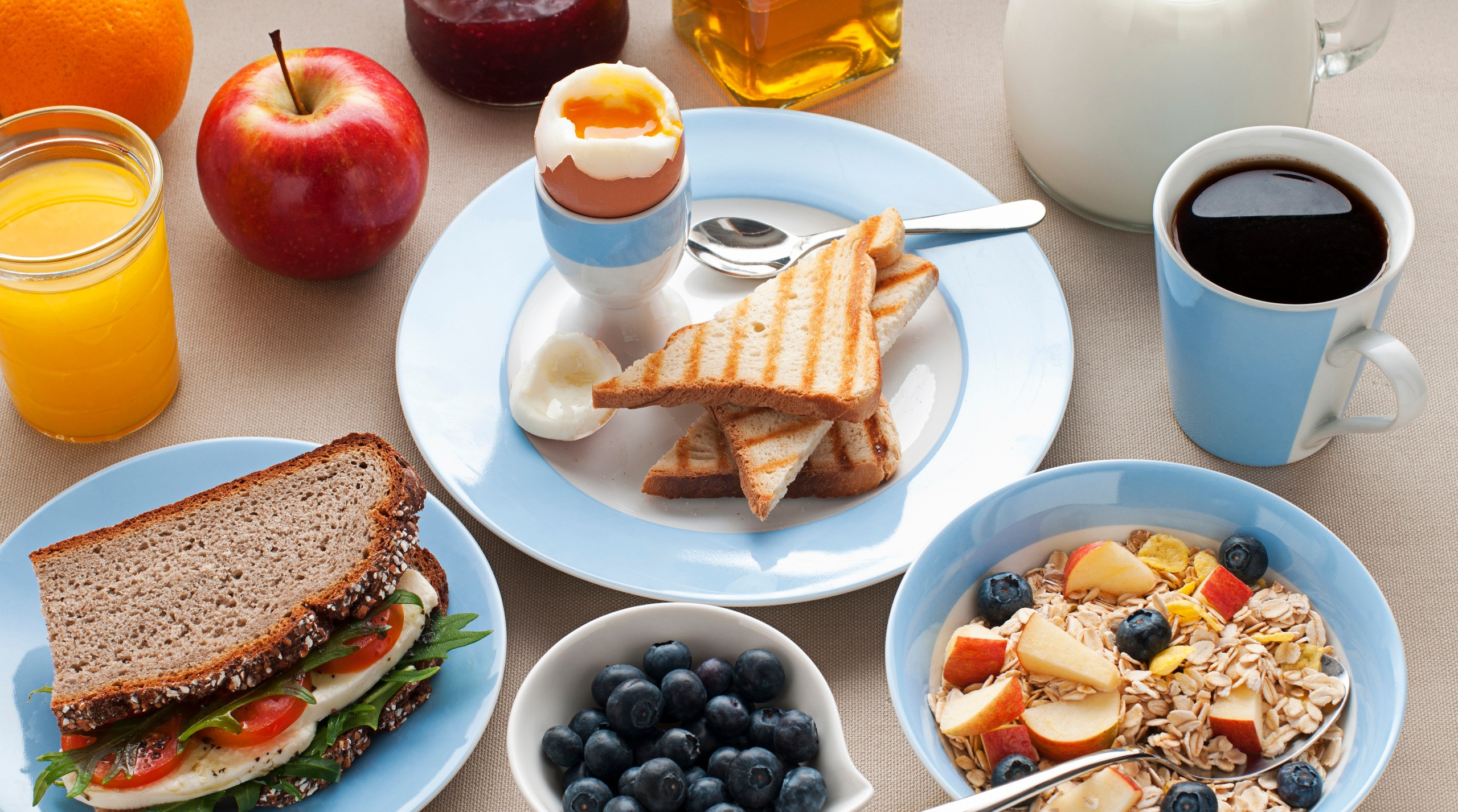 A Healthy Breakfast  Breakfast Tips That May Remove A Few Extra Pounds