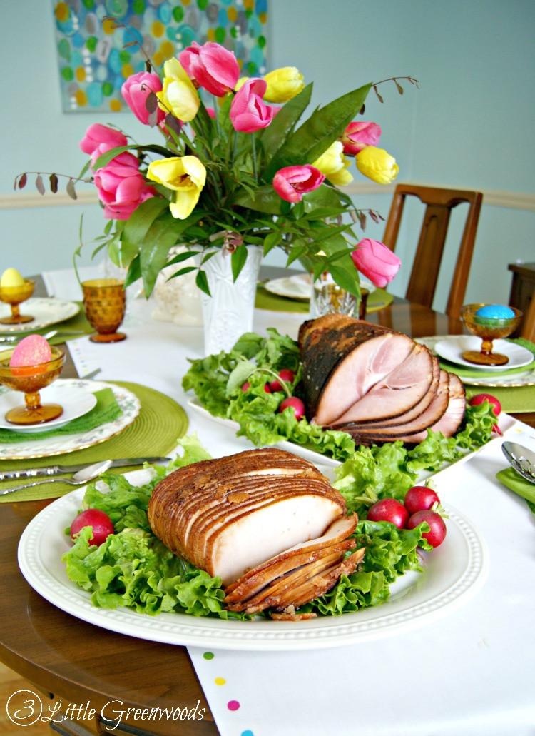 A Popular Easter Dinner  Planning a Traditional Easter Dinner
