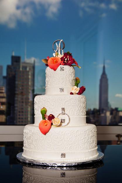Affordable Wedding Cakes Nyc  Dessert Custom Cakes by That Cake Girl Best Wedding Cake
