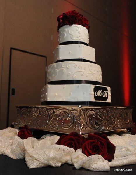 Alabama Wedding Cakes  Lynn s Cakes s Wedding Cake Alabama