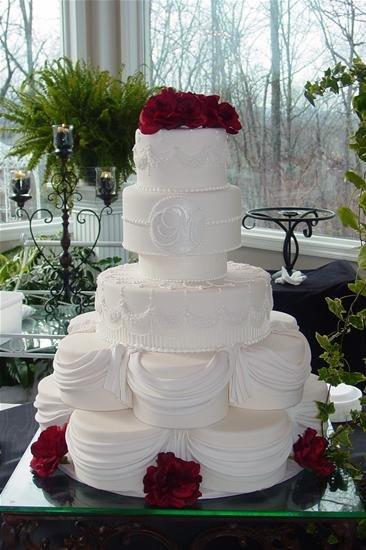 Alabama Wedding Cakes  Magnificent Cakes Birmingham AL Wedding Cake