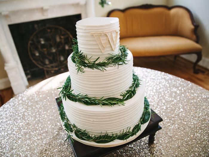 Alabama Wedding Cakes  The Sonnet House