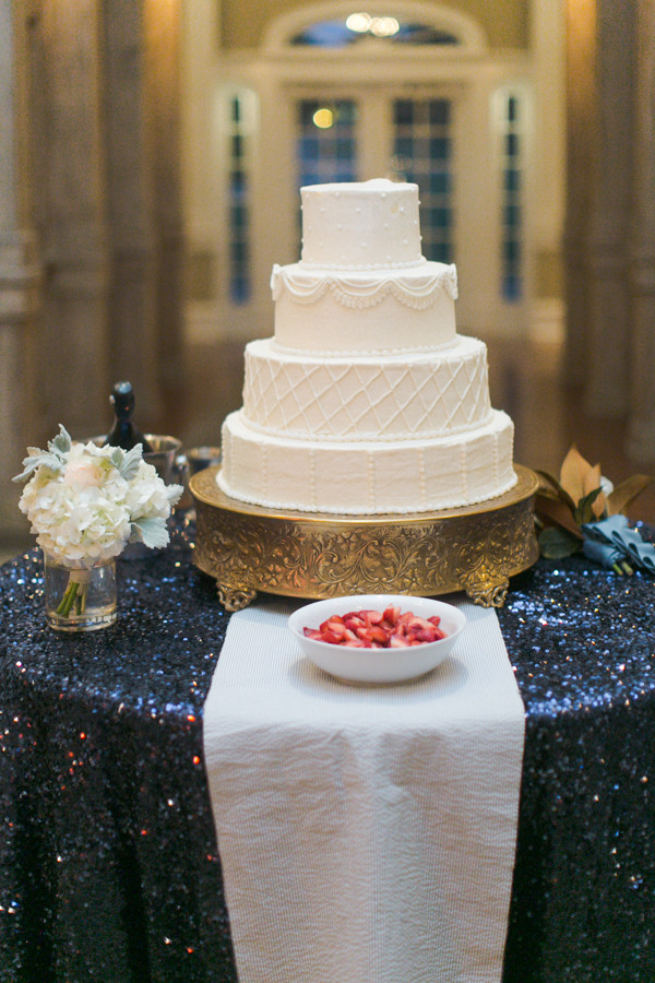 Alabama Wedding Cakes  southern wedding white cake