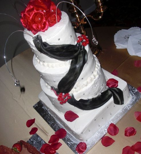 Alabama Wedding Cakes  Beautiful Cakes and Bridals Wedding Cake Huntsville