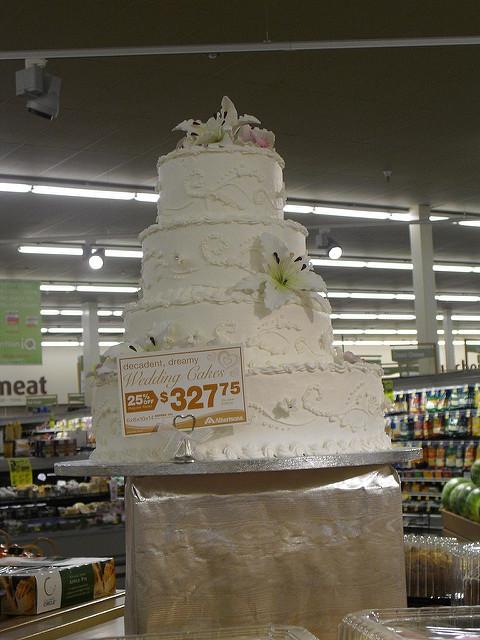 Albertson Bakery Wedding Cakes  albertsons wedding cakes