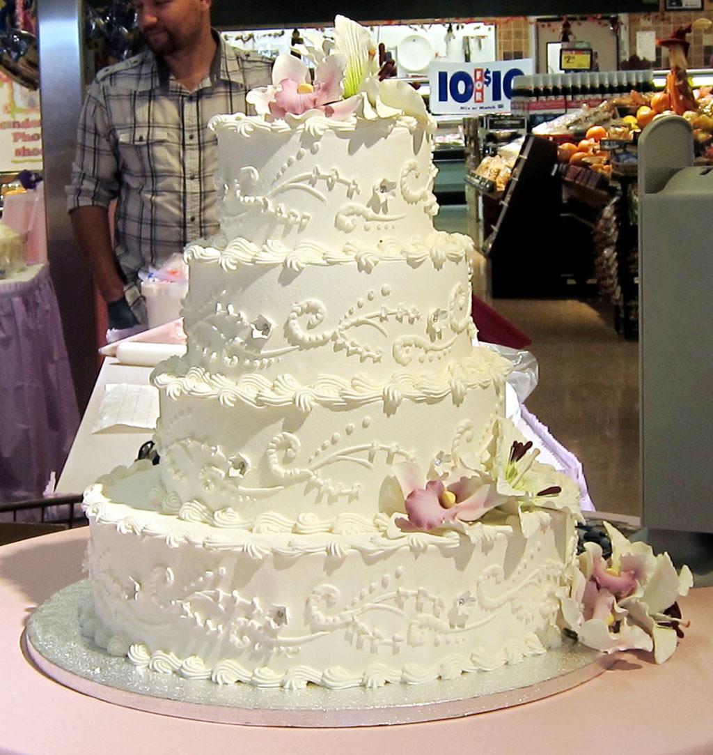 Albertson Bakery Wedding Cakes  Albertsons Bakery Wedding Cakes Inspiration Wedding Cake