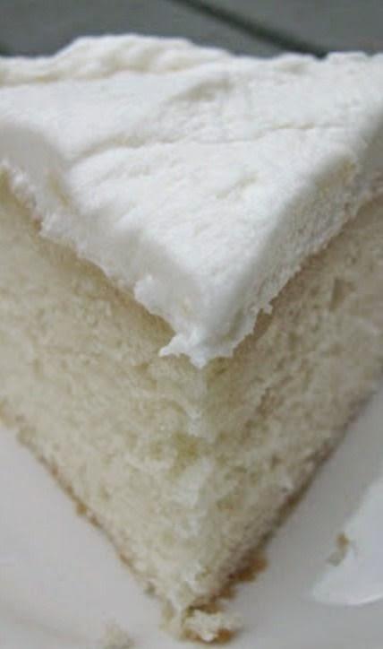 Almond Wedding Cake Recipe  White Almond Wedding Cake