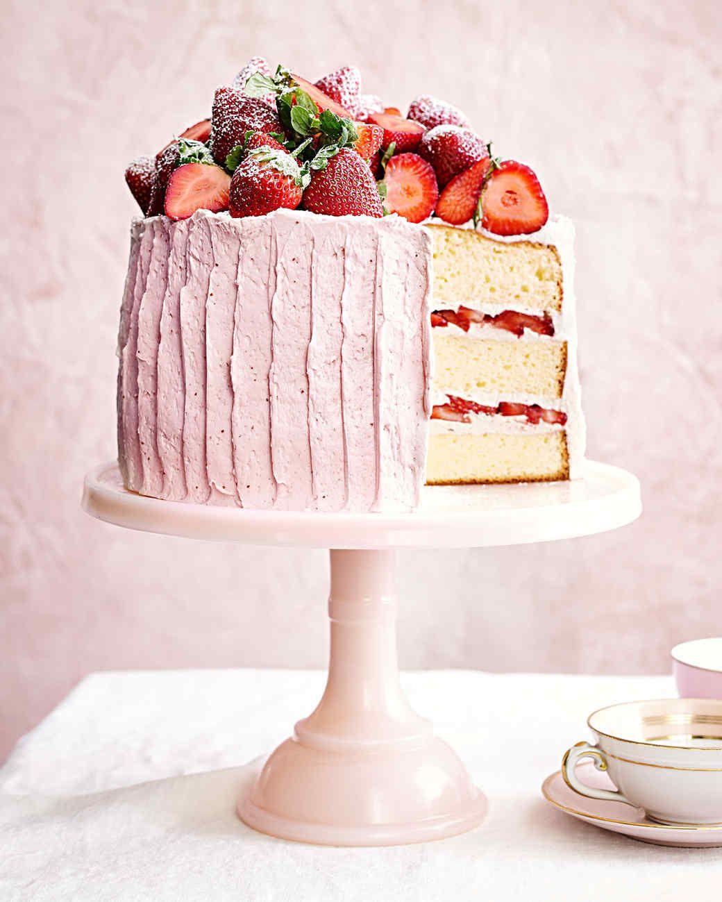 Almond Wedding Cake Recipe Martha Stewart  Martha Stewart Orange Almond Cake With Italian Meringue