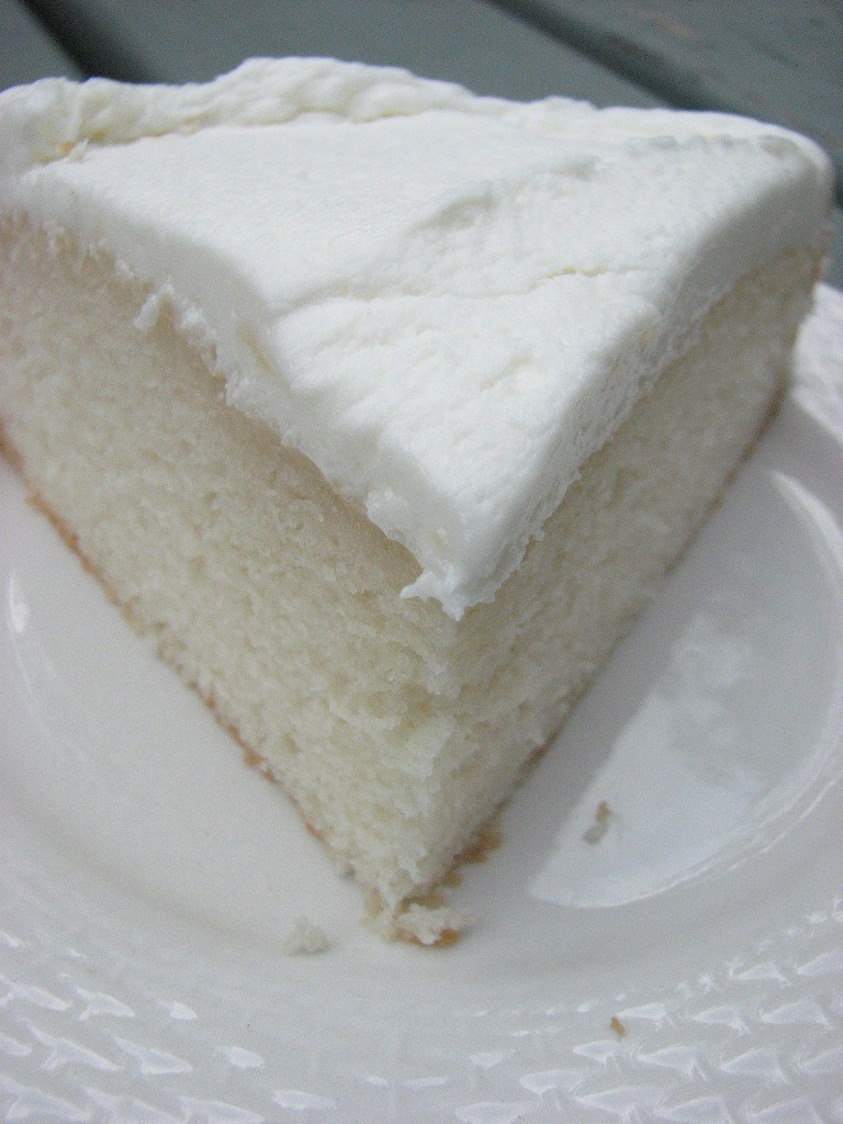Almond Wedding Cake Recipe  Heidi Bakes My now favorite White Cake recipe
