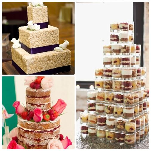 Alternative To Wedding Cakes  Alternative to a wedding cake idea in 2017