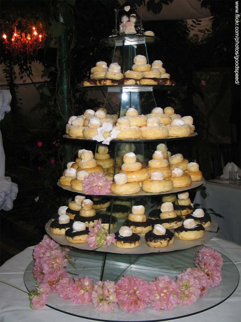 Alternative To Wedding Cakes  Alternative Wedding Cake Ideas