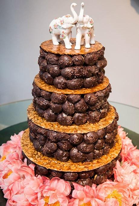 Alternative To Wedding Cakes  Creative Nontraditional Wedding Cakes