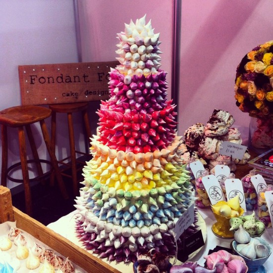 Alternative To Wedding Cakes  Unusual & Alternative Wedding Cake Ideas
