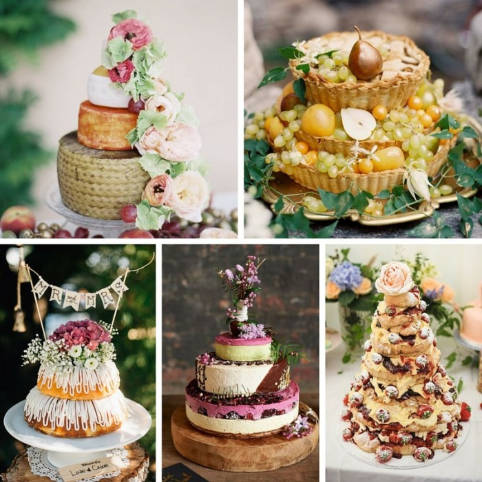 Alternative To Wedding Cakes  Wedding Cake Archives Chic Vintage Brides Chic Vintage