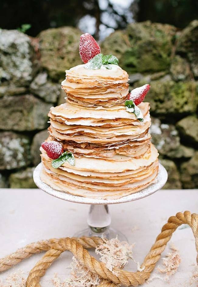Alternative To Wedding Cakes  10 Wedding Cake Alternatives