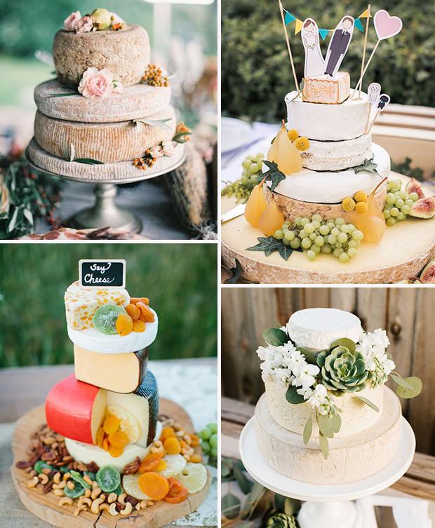 Alternative To Wedding Cakes  The Best Wedding Cake Alternatives