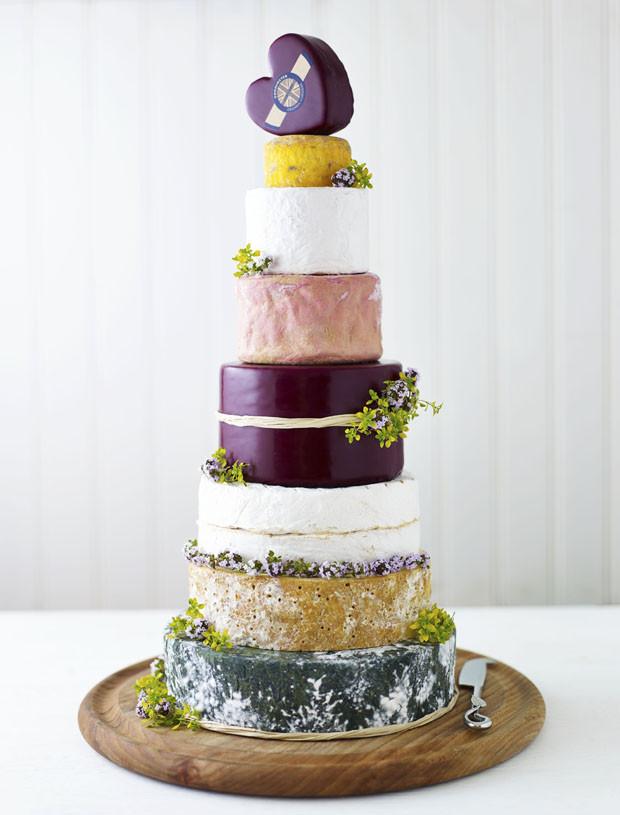 Alternative To Wedding Cakes  Alternative Wedding Cake Idea