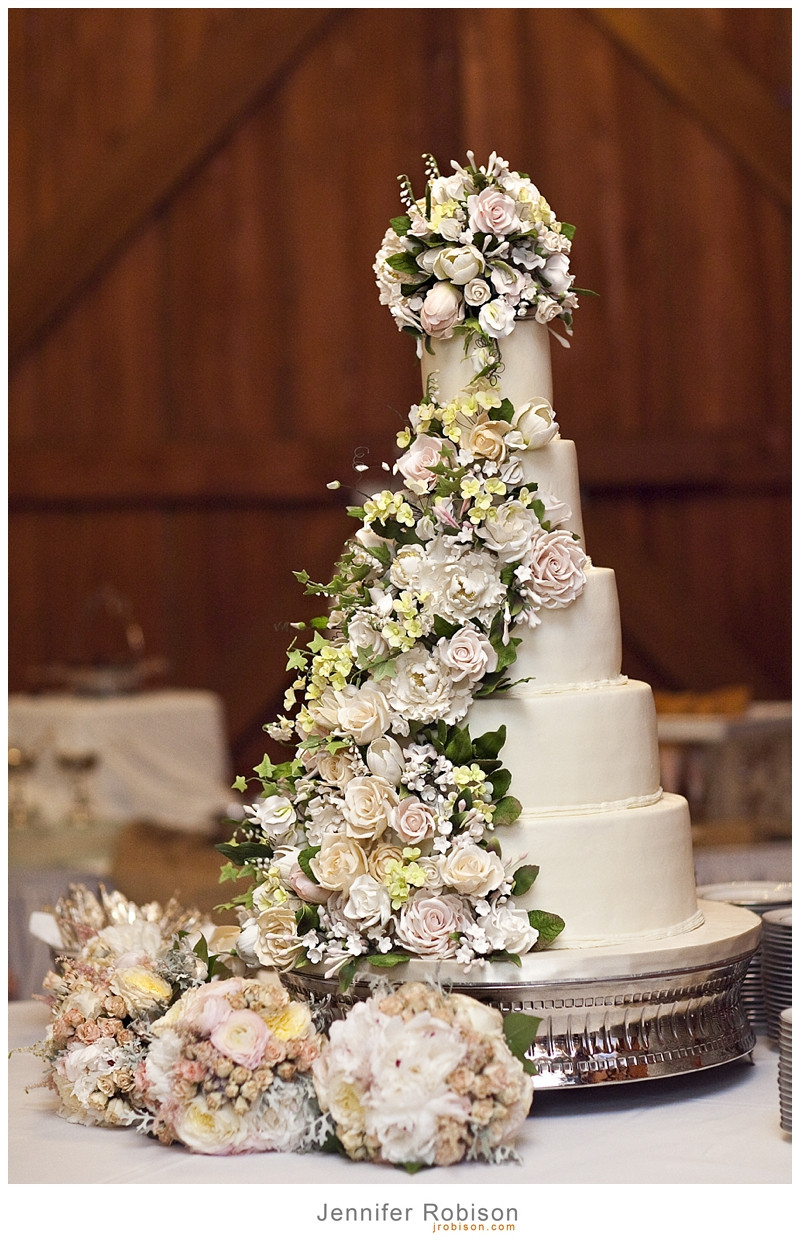 Amazing Wedding Cakes  Amazing Wedding Cakes Jennifer Robison graphy