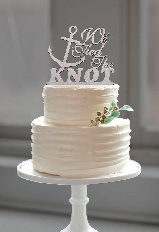 Anchor Wedding Cakes  Popular Anchor Cake Topper Buy Cheap Anchor Cake Topper