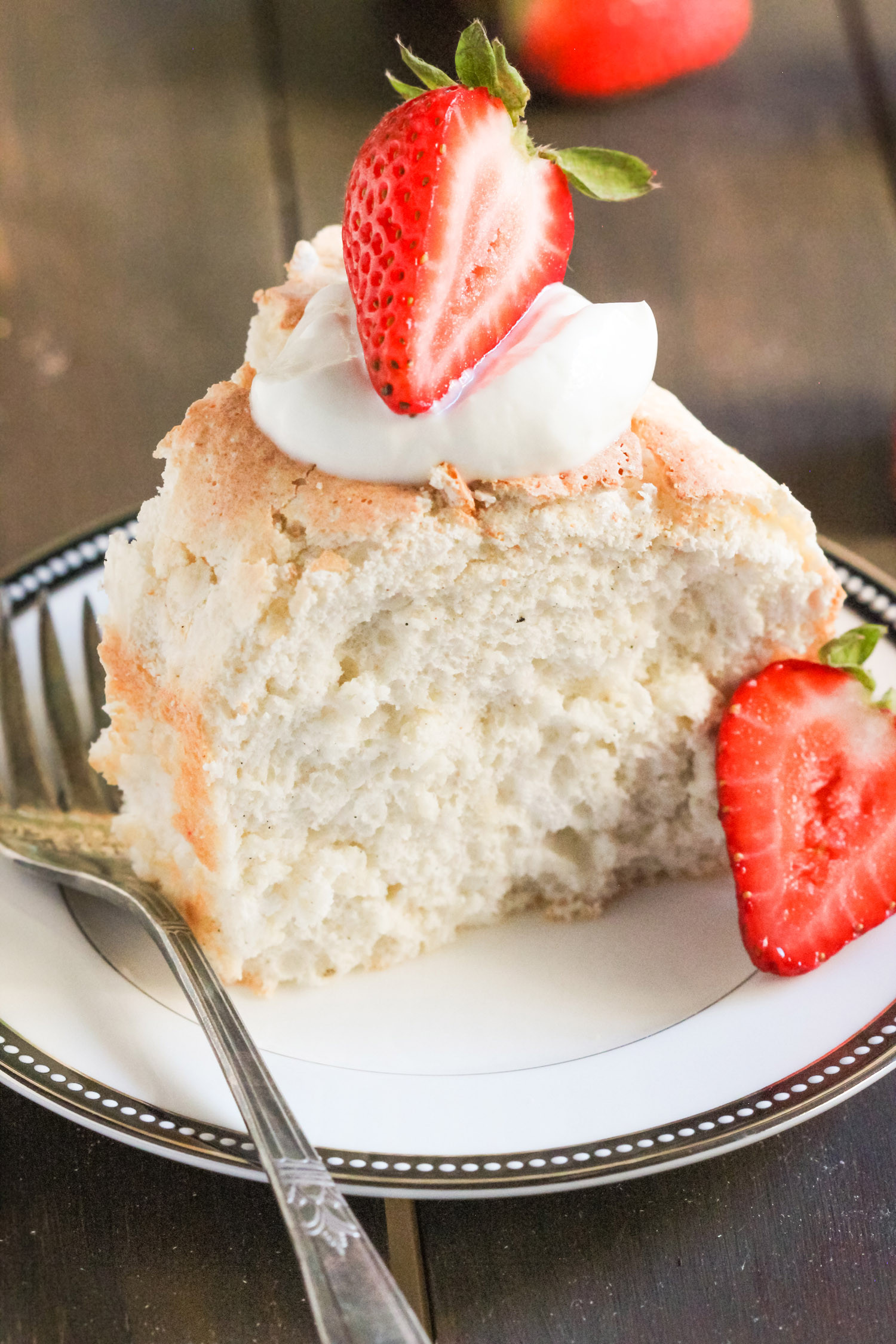 Angel Food Cake Healthy 20 Of the Best Ideas for Healthy Angel Food Cake Recipe