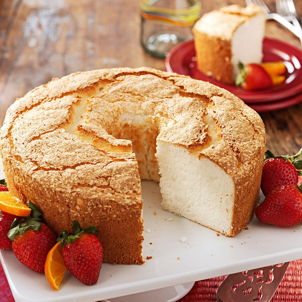 Angel Food Wedding Cakes  Best Angel Food Cake Recipe