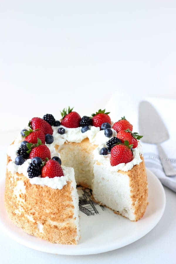 Angel Food Wedding Cakes  A Collection of Coconut Recipes Perfect for Spring