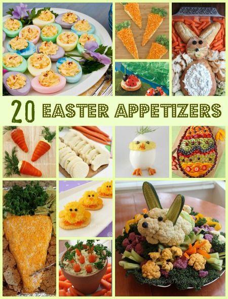 Appetizers For Easter Dinner Ideas  Pinterest • The world's catalog of ideas