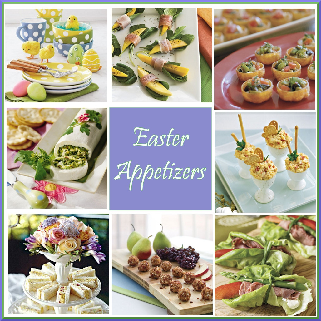 Appetizers For Easter  Top 7 Easter Appetizers