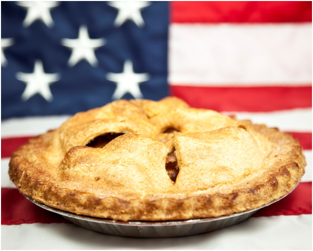 Apple Pie 4Th Of July  7 Things to Eat this 4th of July – GU Bulldog Blog