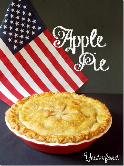 Apple Pie Fourth Of July  5 Fourth of July Ideas for Parties