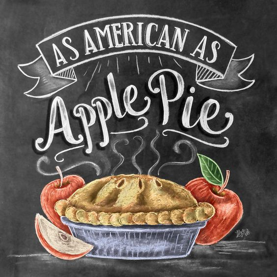 Apple Pie Fourth Of July  A pretty place for all who love the simple things in life