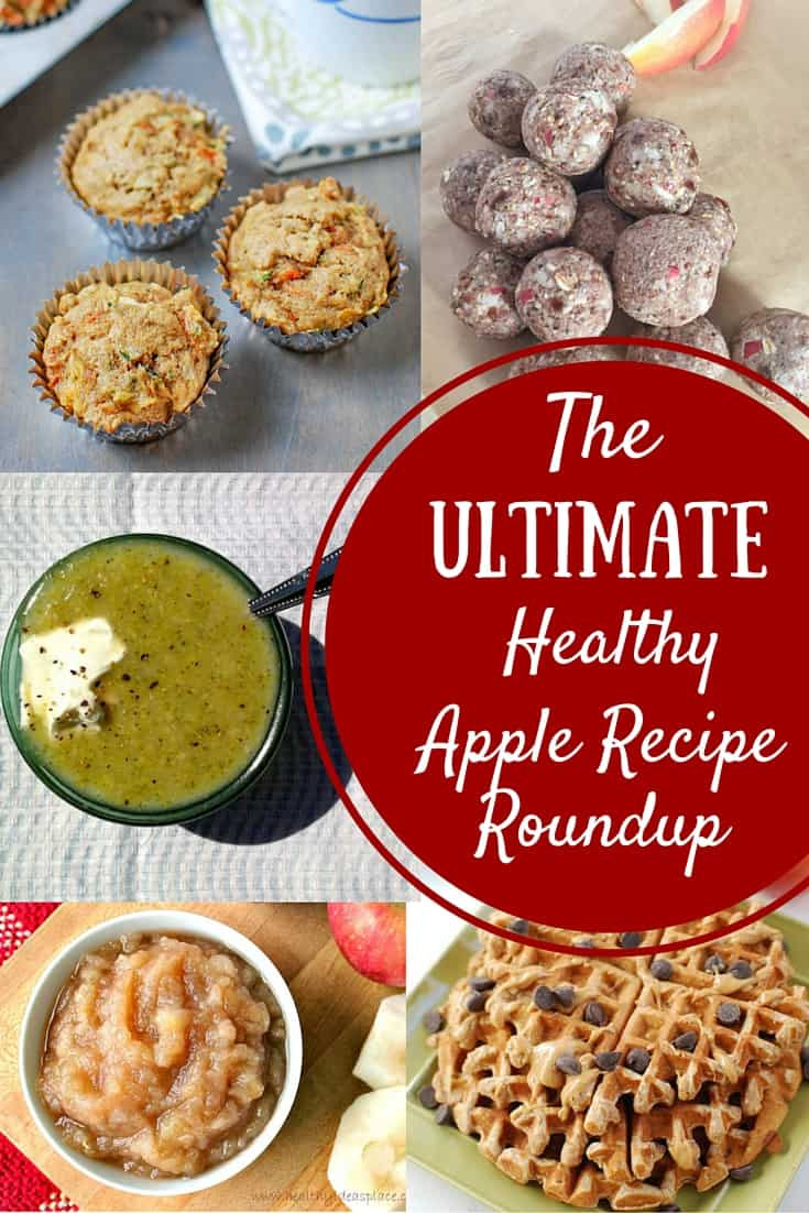 Apple Recipes Healthy  The Ultimate Healthy Apple Recipes Roundup Snacking in