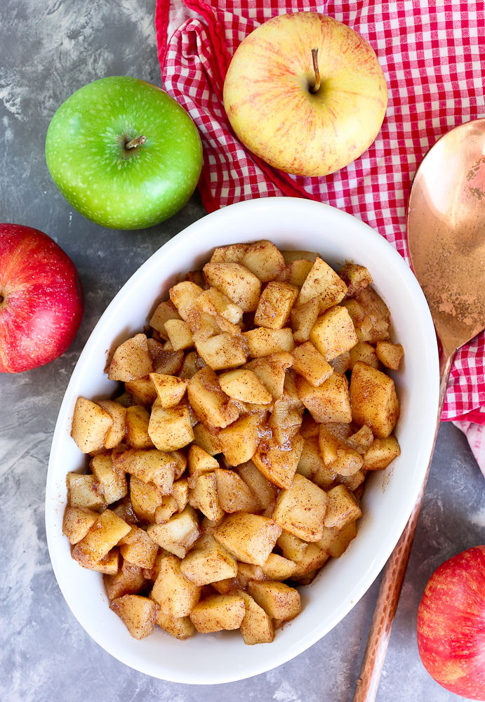 Apple Recipes Healthy  baked apples healthy