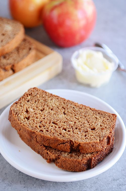 Applesauce Bread Healthy  Best 25 Applesauce bread ideas on Pinterest