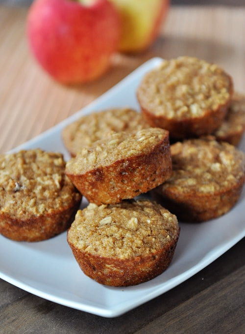 Applesauce Muffins Healthy  Applesauce Muffins Simple and Healthy