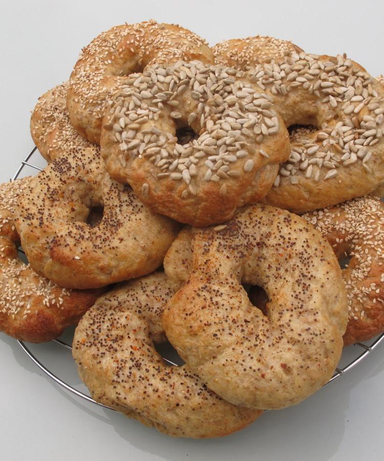 Are Bagels Healthy  Healthy Honey Bagels