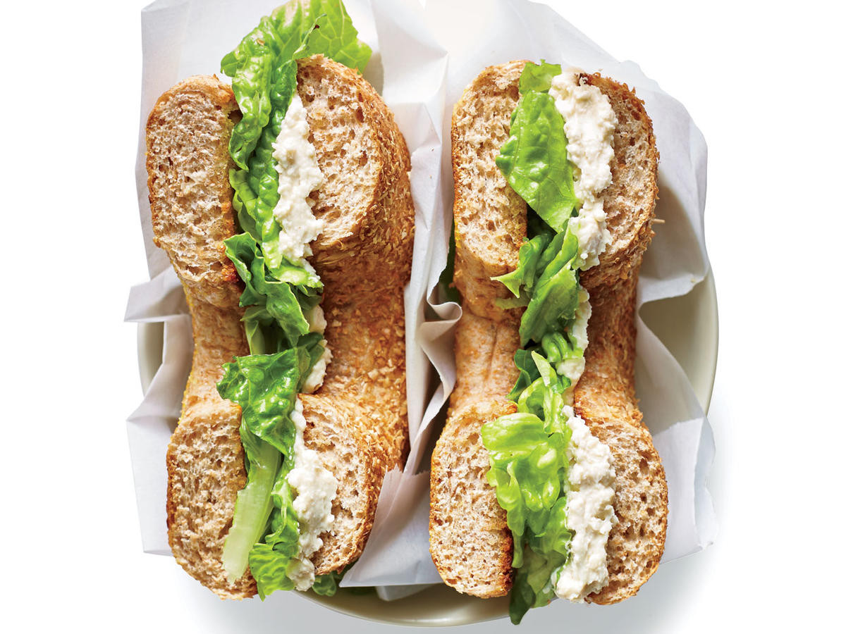 Are Bagels Healthy  Caesar Bagels Recipe Cooking Light