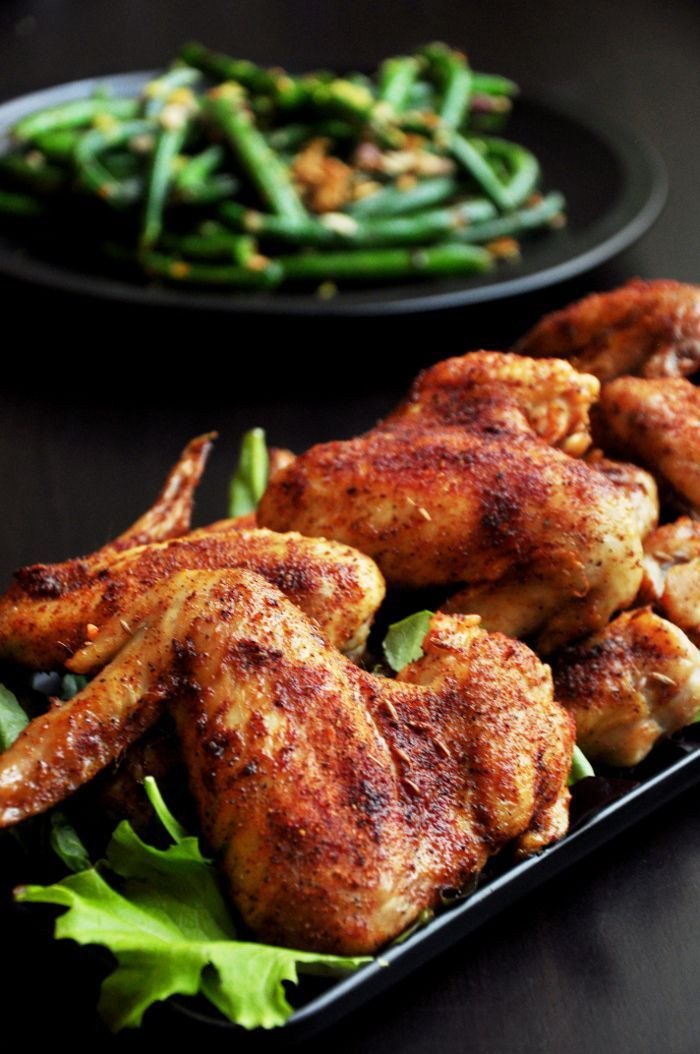 Are Baked Chicken Wings Healthy  how long should you bake chicken wings