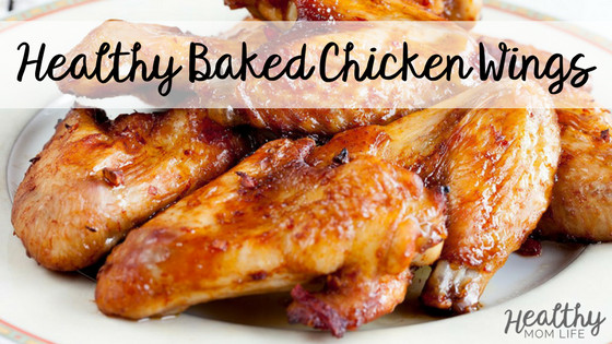 Are Baked Chicken Wings Healthy  Healthy Baked Chicken Wings