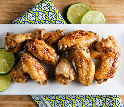 Are Baked Chicken Wings Healthy  healthy baked chicken wings recipe