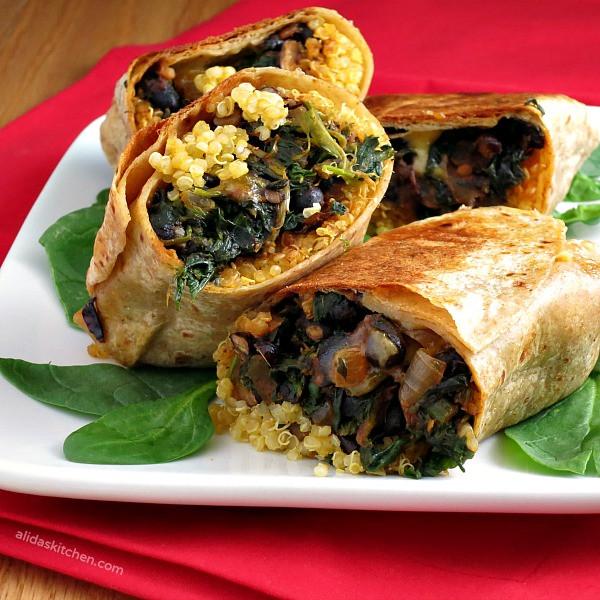Are Bean Burritos Healthy  healthy black bean burrito recipe