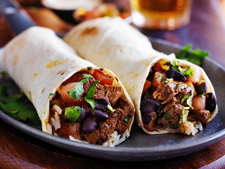 Are Bean Burritos Healthy  Bean Burrito 15 Ways Your Healthy Restaurant Order Isn