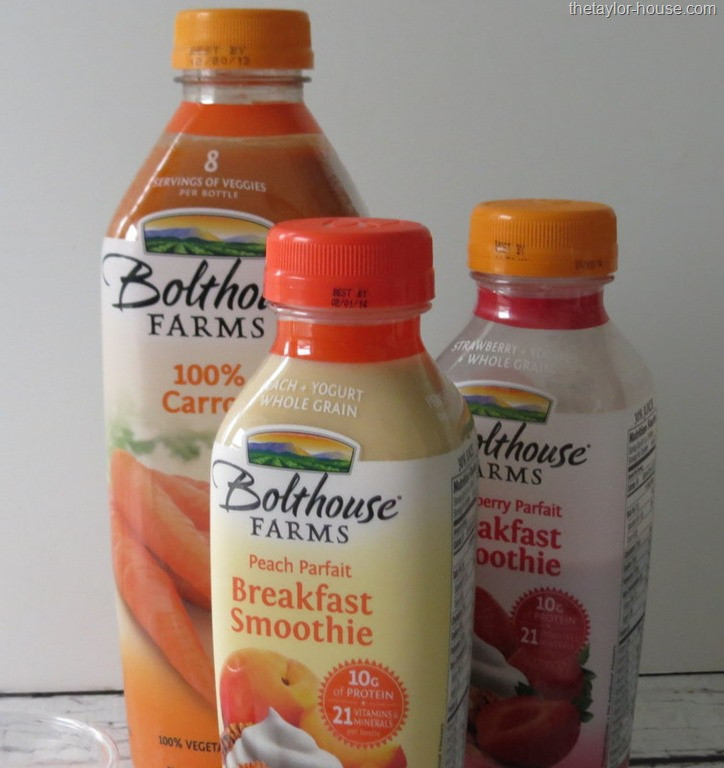 Are Bolthouse Farms Smoothies Healthy  Getting Kids to Eat Healthy Juice Party CarrotFarmers