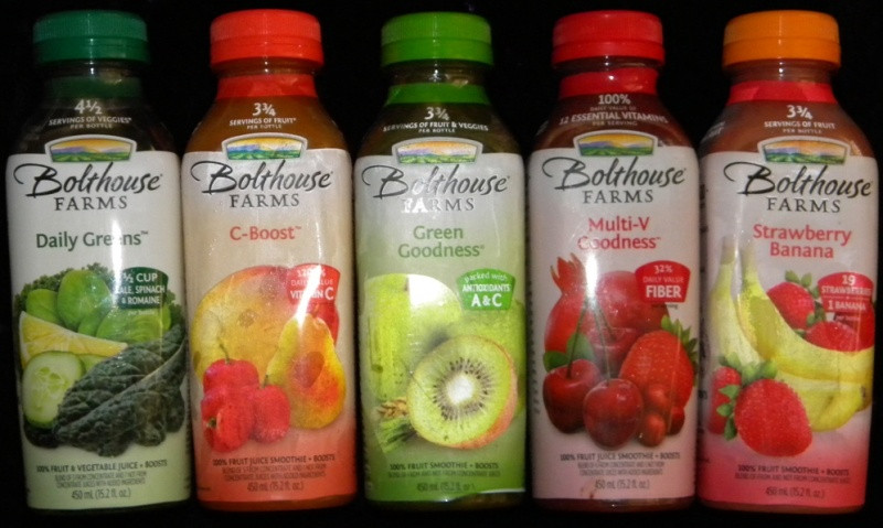 Are Bolthouse Farms Smoothies Healthy  Bolthouse Farms Fruit Smoothies Drink Some are really